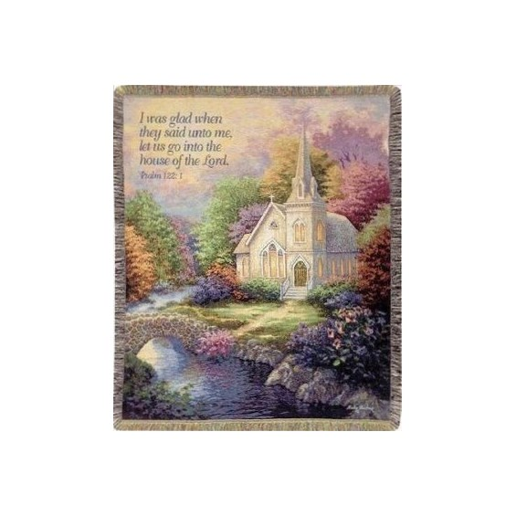Church_in_the_Country_Throw